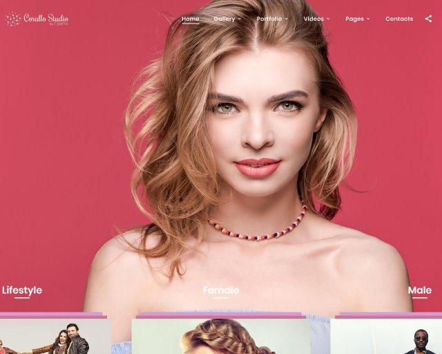 e38fb68c954e 25+ Best Photography Bootstrap Website Templates